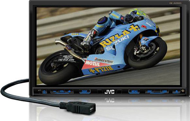 KW-AVX820 JVC ΡΑΔΙΟ USB DVD Bluetooth