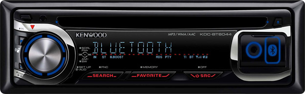 KDC-BT6044 KENWOOD ΡΑΔΙΟ MP3 Bluetooth
