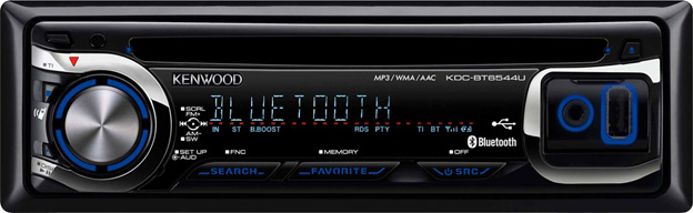 KDC-BT6544U KENWOOD ΡΑΔΙΟ MP3 USB BLUETOOTH