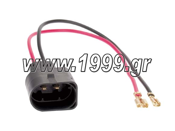 CONNECTOR ΗΧΕΙΩΝ VW 2003>