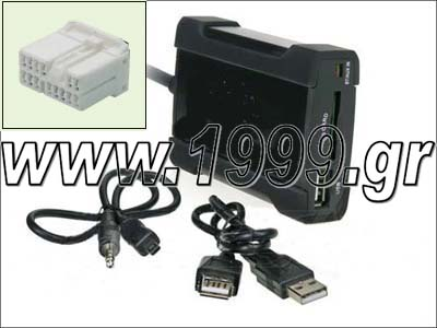 USB Interface Honda Accord / Civic / Jazz / S2000