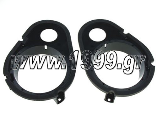ΒΑΣΗ ΗΧΕΙΩΝ FORD ESCORT 130mm + TWEETER